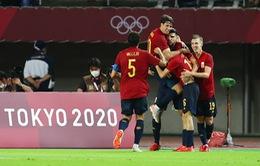 Tây Ban Nha 5–2 Bờ Biển Ngà: Thắng thuyết phục, Tây Ban Nha vào bán kết bóng đá nam Olympic Tokyo 2020