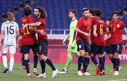 Tây Ban Nha – Bờ Biển Ngà: 15h00 hôm nay (31/7) | Tứ kết bóng đá nam Olympic Tokyo 2020