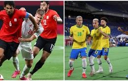 Brazil – Ai Cập: 17h00 hôm nay (31/7) | Tứ kết bóng đá nam Olympic Tokyo 2020