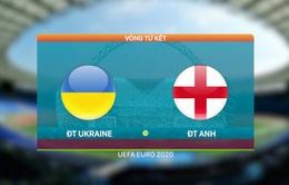 VIDEO Highlights: ĐT Ukraine 0-4 ĐT Anh | Tứ kết UEFA EURO 2020