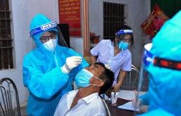 42 trường hợp dương tính với SARS-CoV-2 liên quan đến chợ đầu mối TP Vinh (Nghệ An)