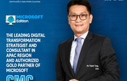 Vinh danh trong Top 10 nhà cung cấp giải pháp Microsoft tại châu Á - TBD