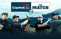 The Match 2021: Giải golf của những ngôi sao thế giới