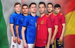 Bán kết ĐT Italia - ĐT Tây Ban Nha: Đại tiệc bóng đá tấn công và kiểm soát