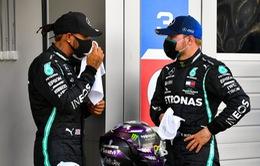 Bài toán khó cho Mercedes khi chọn tay đua thứ 2 mùa 2021