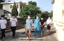 Nhận 9 triệu đồng chở 3 người Trung Quốc nhập cảnh trái phép