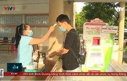 ĐBSCL và miền Trung bắt đầu ngày thi tốt nghiệp THPT trong an toàn