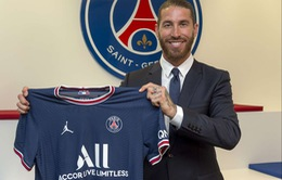 CHÍNH THỨC: Sergio Ramos gia nhập PSG