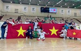 VFF chủ động với kế hoạch chuẩn bị cho ĐT Futsal Việt Nam tham dự VCK FIFA Futsal World Cup 2021