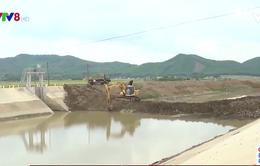 Thanh Hoá gấp rút hoàn thành dự án thuỷ lợi trọng điểm trước mùa mưa bão