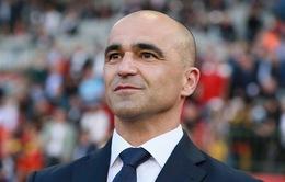 Roberto Martinez công bố tương lai với đội tuyển Bỉ