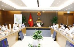 Phó Thủ tướng Vũ Đức Đam: Phú Yên, Khánh Hòa thực hiện nghiêm giãn cách xã hội để kiểm soát dịch