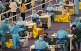 Huy động tổng lực, đẩy nhanh tiến độ tiêm vaccine phòng COVID-19 tại TP Hồ Chí Minh