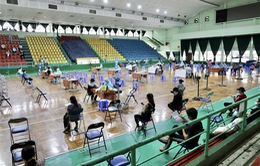 TP Hồ Chí Minh hướng tới mốc tiêm vaccine COVID-19 cho 150.000 người/ngày