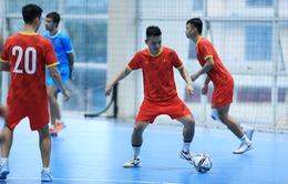 ĐT Futsal Việt Nam đặt mục tiêu vượt qua vòng bảng FIFA Futsal World Cup 2021
