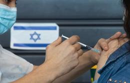 Israel hạ độ tuổi tiêm mũi vaccine tăng cường