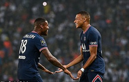 Paris Saint Germain 4-2 Strasbourg: Mbappe tỏa sáng trong ngày không Messi - Neymar