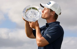Calum Hill giành chức vô địch giải golf Cazoo Classic