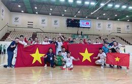 ĐT Futsal Việt Nam sẽ đá giao hữu với nhiều đối thủ mạnh