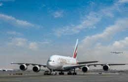 Hãng hàng không lớn nhất UAE khôi phục nhiều đường bay khi các hạn chế đi lại được nới lỏng