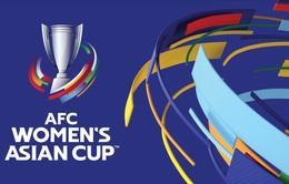 AFC ấn định thời gian thi đấu bảng B Vòng loại Giải bóng đá Nữ Vô địch châu Á 2022