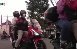 Indonesia thí điểm chuyển đổi xe chạy xăng sang xe chạy điện