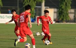 Quang Hải vắng mặt trong trận đấu với U22 Việt Nam không phải vì chấn thương