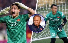 Cơn đau đầu của HLV Park Hang Seo về vị trí thủ môn ở ĐT Việt Nam | Văn Lâm hay Tấn Trường?!