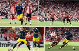 """Kết quả Southampton 1-1 Man Utd: """"Quỷ đỏ"""" chia điểm tiếc nuối"""
