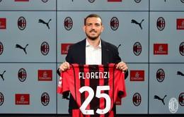 AC Milan hoàn tất việc chiêu mộ Alessandro Florenzi