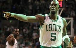 Boston Celtics xác định ngày treo áo Kevin Garnett