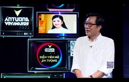 VTV Awards 2021: NSND Trọng Trinh dành cơn mưa lời khen cho Top 5 Nữ diễn viên ấn tượng