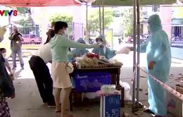 Đà Nẵng thí điểm bán hàng lưu động tại khu dân cư bị phong toả