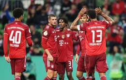 Bayern Munich tạo nên chiến thắng khó tin 12-0 tại cúp Quốc gia Đức