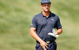 DeChambeau tạm dẫn đầu sau vòng 2 giải golf BMW Championship