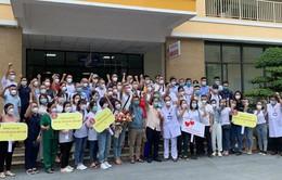 Bệnh viện Phổi Trung ương và Bệnh viện K cử cán bộ vào hỗ trợ Đồng Nai chống dịch