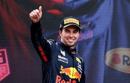 Sergio Perez đạt thỏa thuận gia hạn hợp đồng với Red Bull