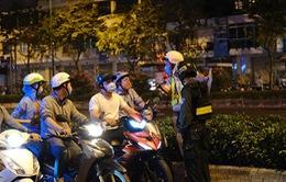 Thêm 6 tổ công tác cơ động tuần tra, xử lý vi phạm quy định phòng, chống dịch ở Hà Nội