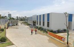 Bên trong bệnh viện dã chiến điều trị COVID-19 tại Hà Nội