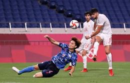 VIDEO Highlights   Olympic Nhật Bản 0-1 Olympic Tây Ban Nha   Bán kết bóng đá nam Olympic Tokyo 2020