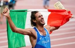 Gianmarco Tamberi - từ hành trình hồi phục chấn thương đến tấm HCV Olympic