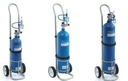 Tích trữ bình oxy tại nhà mùa COVID-19 - nguy hiểm khó lường!