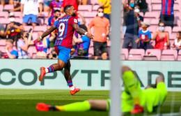 Depay tỏa sáng, Barcelona giành trọn 3 điểm trước Getafe