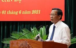 Thủ tướng phê chuẩn ông Phan Văn Mãi giữ chức Chủ tịch UBND TP Hồ Chí Minh