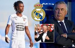 NÓNG: Vượt Man Utd, Real Madrid đón tân binh 31 triệu Euro từ Ligue I