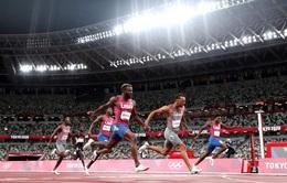 KẾT QUẢ Olympic Tokyo ngày 04/8: Đường chạy 200m nam đón chào nhà vô địch mới
