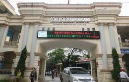 4 người dương tính SARS-CoV-2, công trường Bệnh viện Đa khoa Hà Đông bị phong tỏa