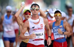 Olympic Tokyo 2020 | VĐV Ba Lan giành HCV đi bộ 50km cuối cùng trong lịch sử Olympic