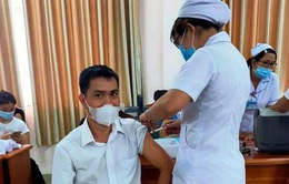 Bình Dương triển khai tiêm vaccine trên quy mô lớn