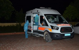 Thanh Hóa phát hiện một lái xe đường dài dương tính với SARS-CoV-2
